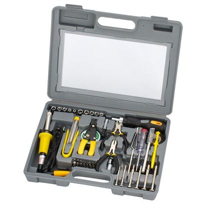 Picture of SPROTEK 56 Piece Computer Tool Kit