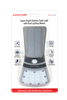 Picture of PROMATE LED Super Bright Outdoor Solar Light with Dual-Lighting