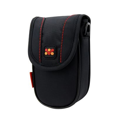 Picture of PROMATE Compact Camera Case with Front Pocket and Lanyard Strap.