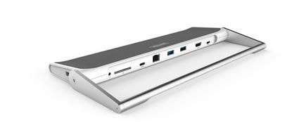 Picture of UNITEK USB 3.1 Type-C Universal Docking Station. Designed for