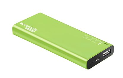 Picture of PROMATE 6000mAh Ultra-Sleek Portable Power Bank. Lithium
