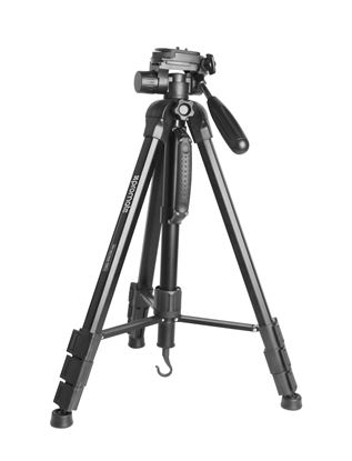 Picture of PROMATE Aluminium Camera Tripod. 55-178cm Height Adjustment. 360°