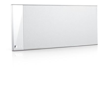 """Picture of KEF 4.5"""" Centre Channel Speaker. Ultra-slim bass driver. Large"""