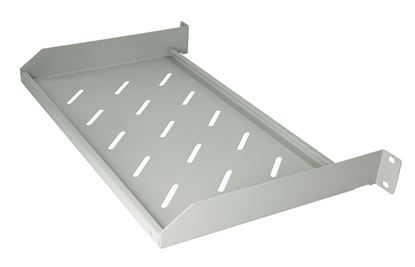 Picture of DYNAMIX Cantilever Shelf 1RU 275mm Deep for Outdoor Cabinet,