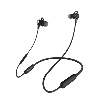 Picture of PROMATE Active Noise Cancelling Wireless Earbuds. Ergonomic Design
