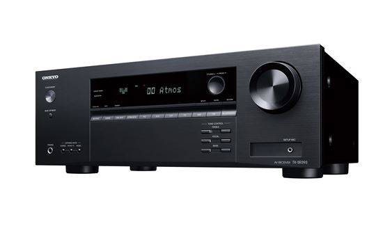 Picture of ONKYO 5.2 Channel AV Receiver 155W P/CH at 6 ohm. DTS-X and