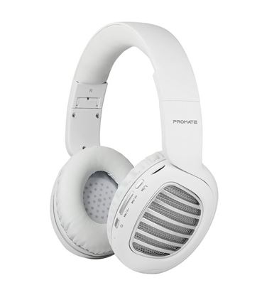 Picture of PROMATE On-Ear Bluetooth HD Stereo Headset with Passive Noise