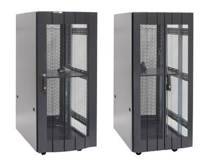 Picture of DYNAMIX 22RU Server Cabinet 900mm Deep (600 x 900 x 1281mm) Incl. 1x