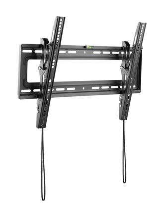 Picture of BRATECK  40-70' Tilt curved & flat panel TV wall mount. Max load 50kg.