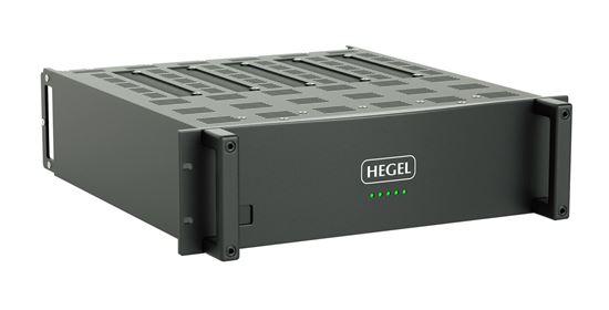 Picture of HEGEL C55 Power Amplifier for 3U 19' Rack Mount.