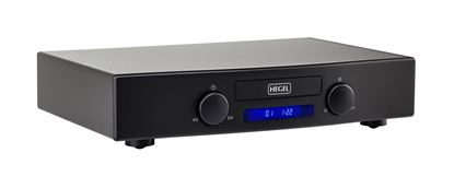 Picture of HEGEL Mohican CD-player w/soundengine Clock.