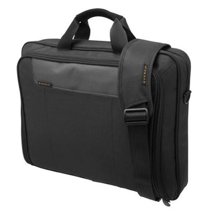 "Picture of EVERKI Advance Briefcase 16"", Separate zippered accessory pocket."