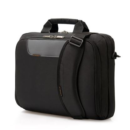 Picture of EVERKI Advance Briefcase 13'~14.1', Separate zippered accessory pocket