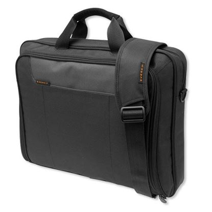 "Picture of EVERKI Advance Briefcase 17.3"", Separate zippered accessory pocket,"