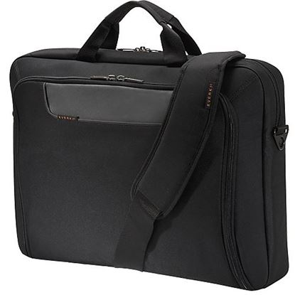 "Picture of EVERKI Advance Briefcase 18.4"", Separate zippered accessory pocket,"