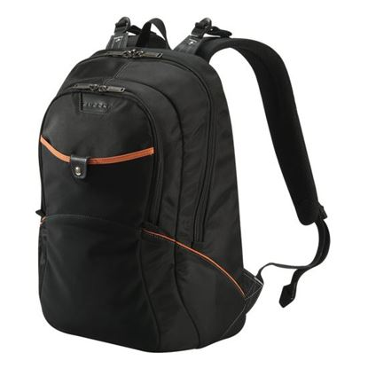 Picture of EVERKI Glide Laptop Backpack 17.3' Integrated corner-guard protection,