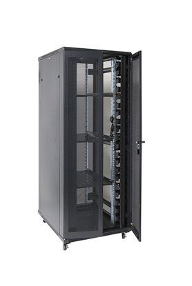 Picture of DYNAMIX 42RU Server Cabinet 1000mm Deep (800 x 1000 x 2077mm). FLAT