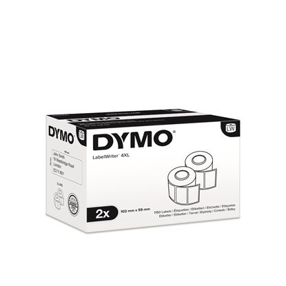 Picture of DYMO Genuine LabelWriter High Capacity Large Shipping Labels,
