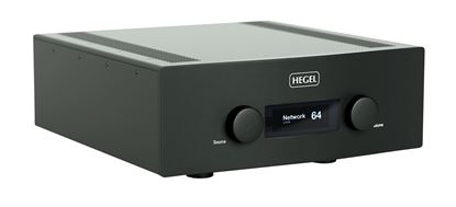 Picture of HEGEL H590 Integrated Amplifier 301W/CH Into 8 Ohm, Dual Mono