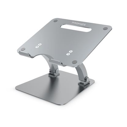 """Picture of PROMATE Multi-Level Laptop Stand for Laptops up to  17"""". Aluminium"""