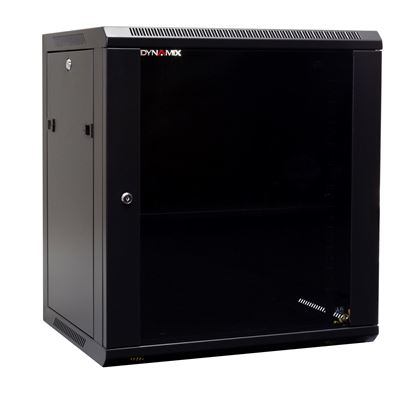 Picture of DYNAMIX 12RU Wall Mount Cabinet 450mm Deep (600 x 450 x 635mm).