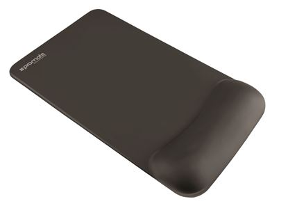 Picture of PROMATE Non-Skid Mouse Pad with Memory Foam wrist support. Accurate