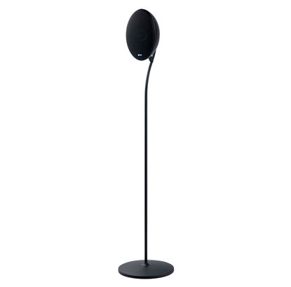 Picture of KEF Floor Stand For E301 Speaker. Colour Black.