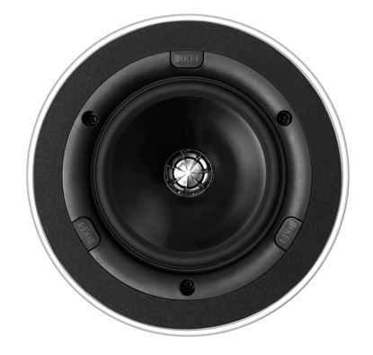 Picture of KEF Ultra Thin Bezel 5.25in Round In-Wall & Ceiling Speaker. UTB