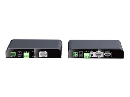 Picture of LENKENG HDbitT HDMI & IR Extender Over Any 2 Conductor Cables, Such