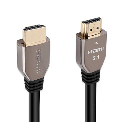 Picture of PROMATE 3m HDMI 2.1 Full Ultra HD (FUHD) Audio Video Cable.