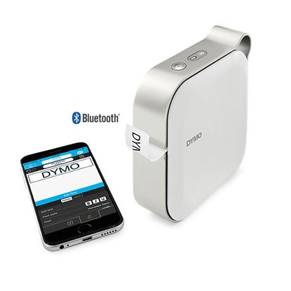 Picture of DYMO MOBILE Bluetooth LABELLER. Free DYMO Connect mobile app works