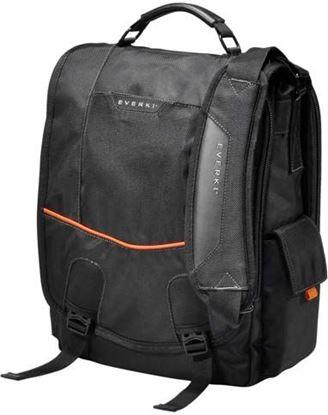 Picture of EVERKI Urbanite Messenger Bag 14.1' ,Checkpoint friendly design.
