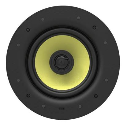 Picture of LUMI AUDIO 6.5' 2-Way Frameless Ceiling Speaker. RMS 60W, Frequency