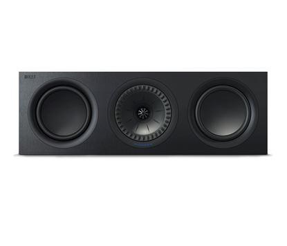 Picture of KEF Centre Channel Speaker. Two & half-way bass reflex. Uni-Q