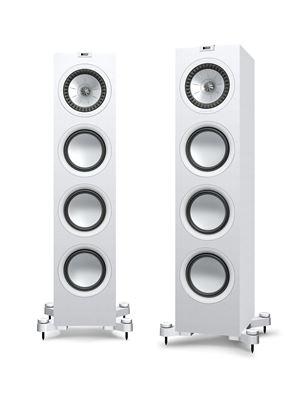 Picture of KEF Floor standing Speaker. Two & half-way bass reflex.