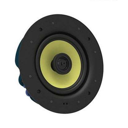 Picture of LUMI AUDIO 6.5' Frameless Bluetooth Ceiling Speaker. RMS Power 60W,