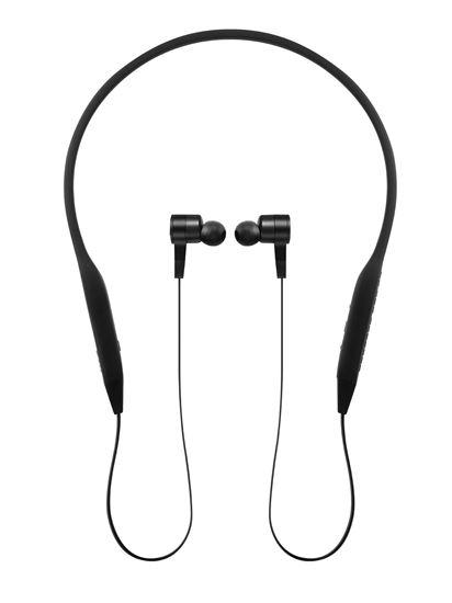 Picture of KEF Porsche Design Bluetooth In-Ear Earphones. 8.6mm Neodymium driver.