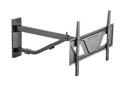 "Picture of BRATECK 37""-80"" Telescoping Arm Full-Motion TV Wall Bracket."
