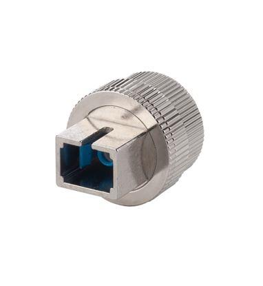 Picture of DYNAMIX Fibre Optic SC Attenuator Adjustable Decay 0-30dB.