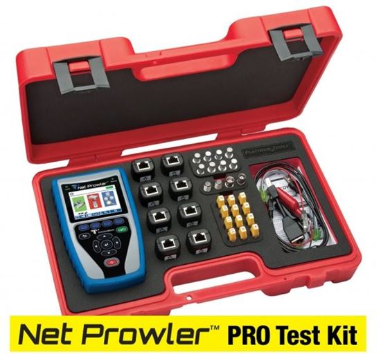 Picture of PLATINUM TOOLS Net Prowler PRO Test