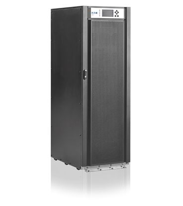 Picture of EATON 40kVA 36KW Online Tower UPS. 400V input/output 50Hz. Internal