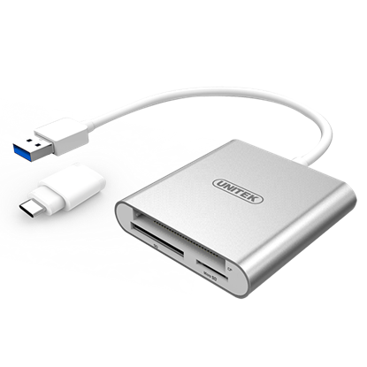 Picture of UNITEK USB 3.0 to Multi-In-One