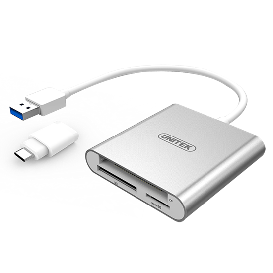 Picture of UNITEK USB3.0 to Multi-In-One