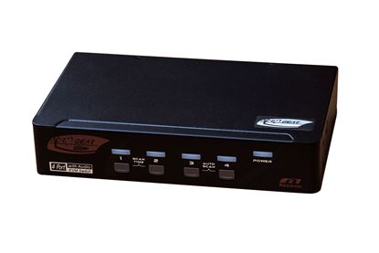 Picture of REXTRON 4 Port DVI/USB KVM
