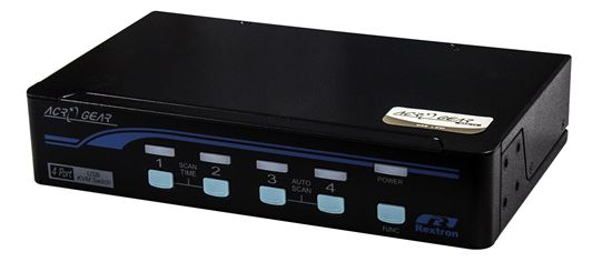 Picture of REXTRON 1-4 Automatic DVI / USB
