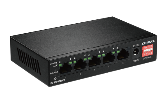 Picture of EDIMAX 5-Port Fast Ethernet Switch