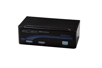 Picture of 1-2 USB Automatic KVM Switch Black