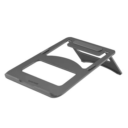 Picture of PROMATE Universal Anodized Aluminium Laptop Stand. Heat