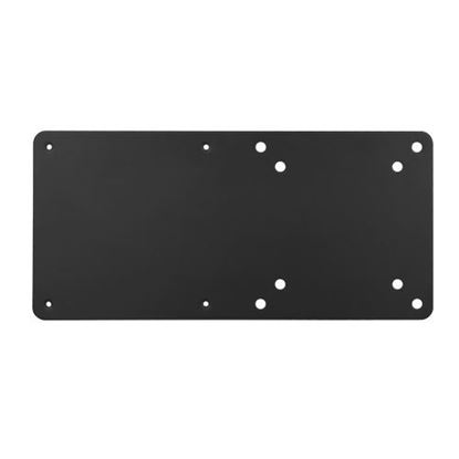Picture of BRATECK VESA Mount Holder for Intel NUC PC. Mount Intel NUC with