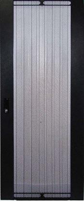 Picture of DYNAMIX Front Mesh Door for 42RU 600mm Wide Server Cabinet.